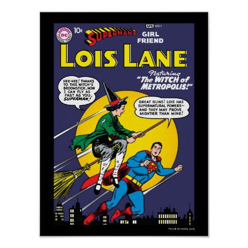 Lois Lane #1 Posters