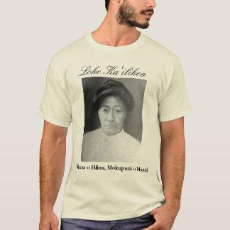 Loke Kaʻilikea shirt