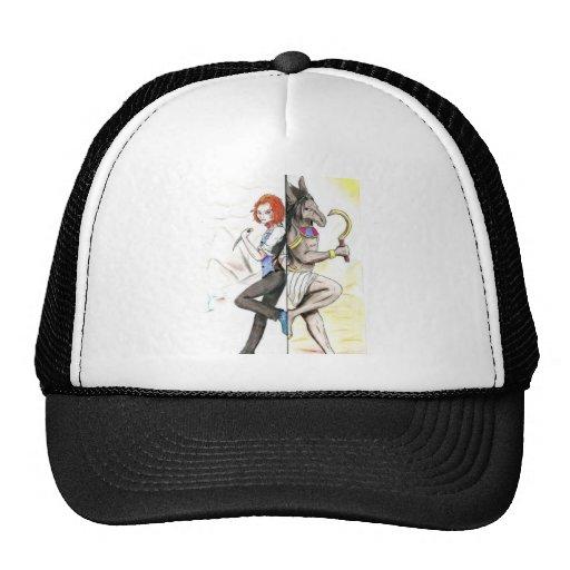 Loki and Set Hats