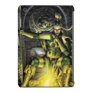 Loki On Throne iPad Mini Case