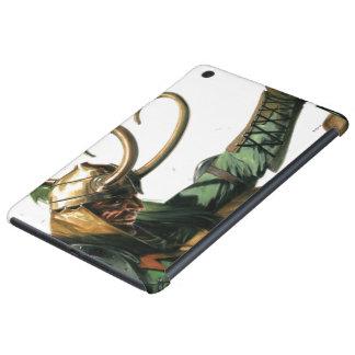 Loki Smiling iPad Mini Cases