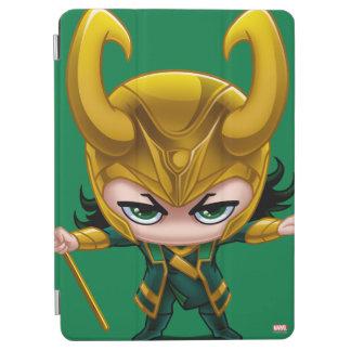 Loki Stylized Art iPad Air Cover