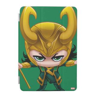 Loki Stylized Art iPad Mini Cover
