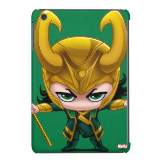 Loki Stylized Art iPad Mini Covers