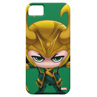 Loki Stylized Art iPhone 5 Cover