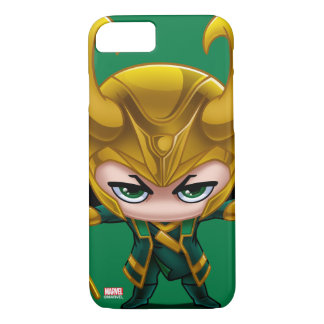 Loki Stylized Art iPhone 7 Case