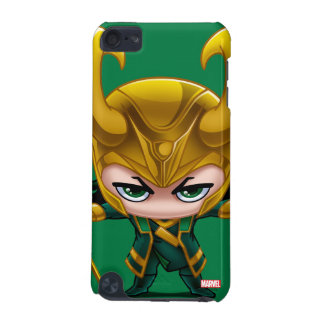 Loki Stylized Art iPod Touch (5th Generation) Cover