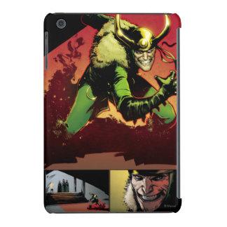 Loki Wicked Grin iPad Mini Retina Covers