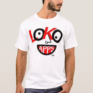Loko Apps Retro T-Shirt