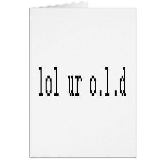 lol card