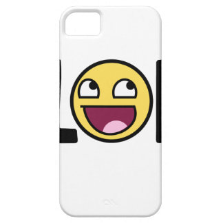 LOL cartoon, funn design iPhone 5 Cover