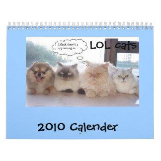 LOL Cats Calender Wall Calendars