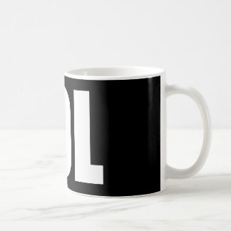 LOL (dark) Coffee Mug