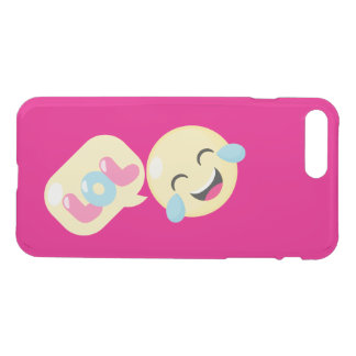 LOL Emoji Bubble iPhone 7 Plus Case