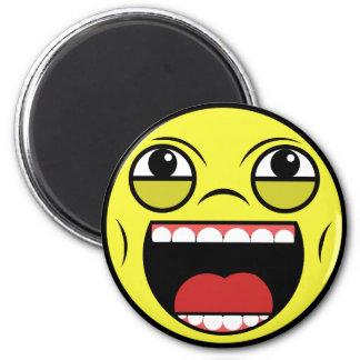 LOL Face Magnet