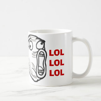 LOL Guy Rage face Comics Internet meme Mugs