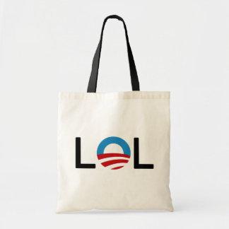 LOL Obama Canvas Bag