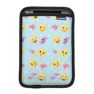 LOL OMG Emoji Pattern iPad Mini Sleeve