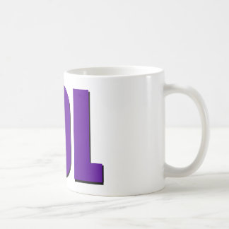 LOL purple Coffee Mug