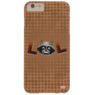 LOL Rocket Emoji Barely There iPhone 6 Plus Case