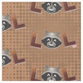 LOL Rocket Emoji Fabric
