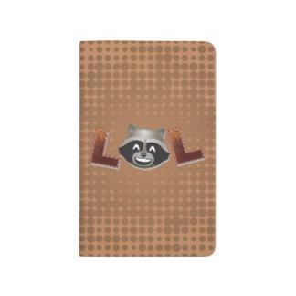 LOL Rocket Emoji Journal