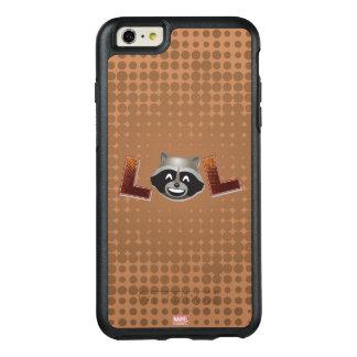 LOL Rocket Emoji OtterBox iPhone 6/6s Plus Case