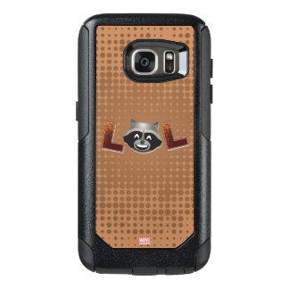 LOL Rocket Emoji OtterBox Samsung Galaxy S7 Case