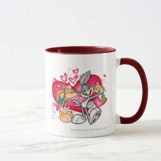 Lola & Bugs Love Mug
