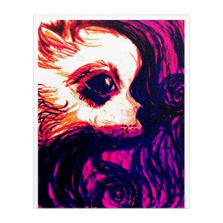 Lola Chihuahua Acrylic Print