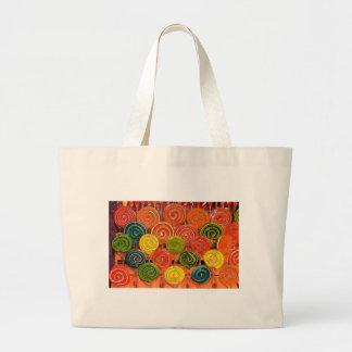 Lolipop Large Tote Bag