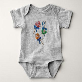 lolipops baby bodysuit