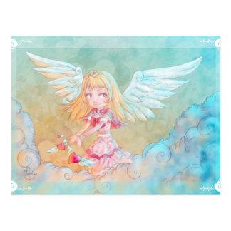 Lolita Angel Postcard