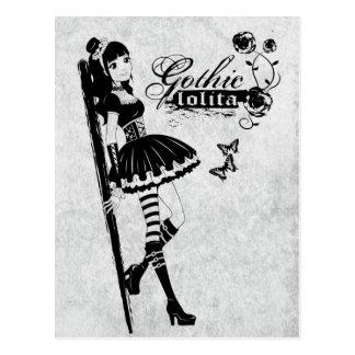 Lolita postcard