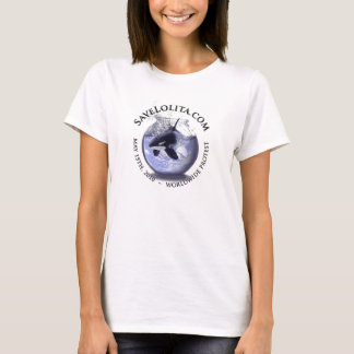 Lolita Worldwide Protest Day Tanktop T-Shirt