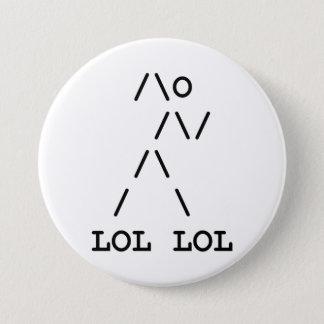 Lollerskates 7.5 Cm Round Badge