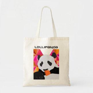 Lollipanda Tote Bag