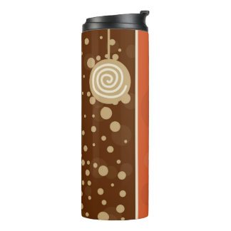 Lollipop Abstract Modern Design Thermal Tumbler