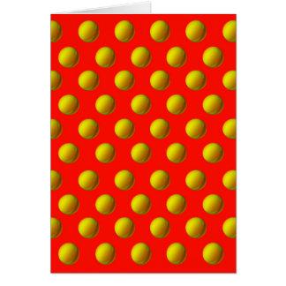 lollipop ball card