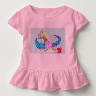 Lollipop Bird Toddler T-Shirt