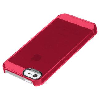 Lollipop Clear iPhone SE/5/5s Case