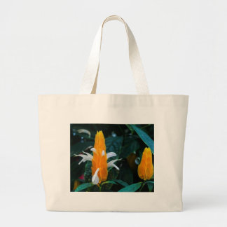 Lollipop flower large tote bag