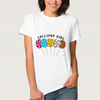 Lollipop Girl Tees