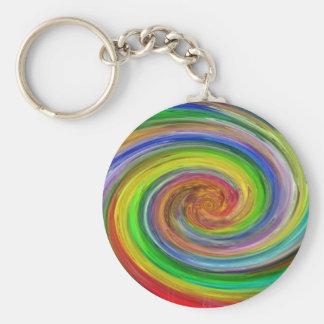 Lollipop Key Ring