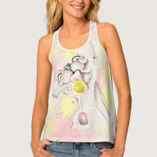 Lollipop (Sphynx) Tank Top