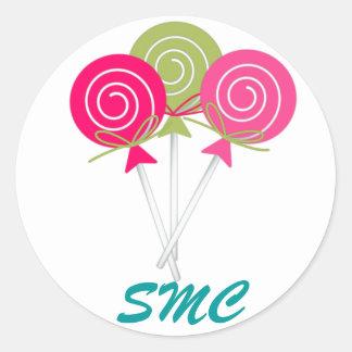Lollipop Sticker - SRF