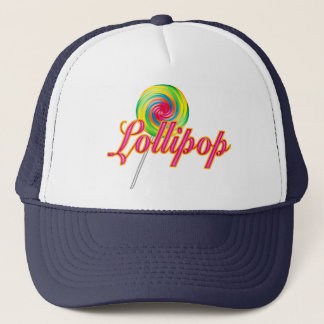 Lollipop Trucker Hat