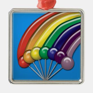 Lollipops and Rainbows Ornament