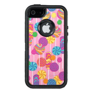 Lollipops Candy Pattern OtterBox iPhone 5/5s/SE Case