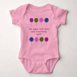 Lolly Pop Baby Onsie Baby Bodysuit